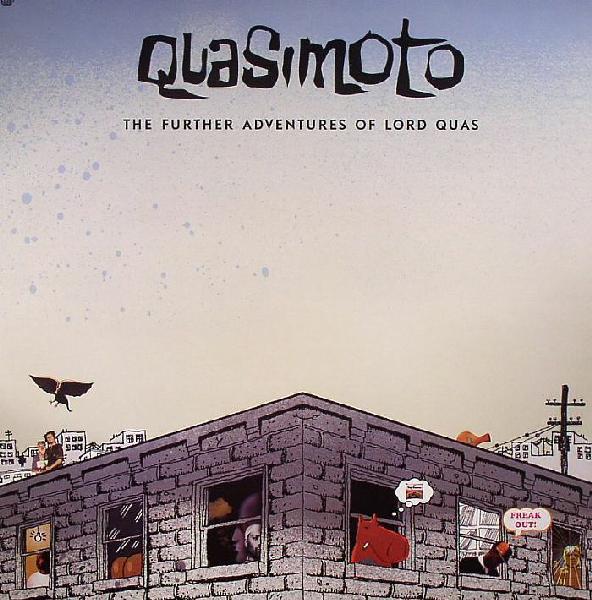 Quasimoto The Further Adventures Of Lord Quas