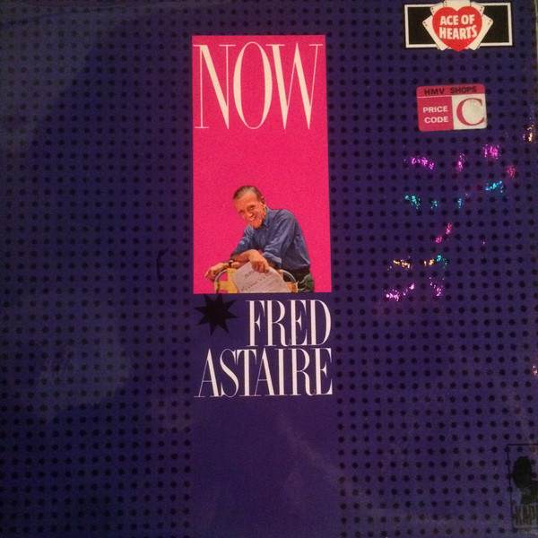 Astaire, Fred Now Vinyl