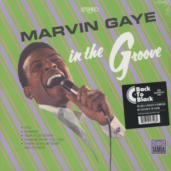 Gaye, Marvin In The Groove