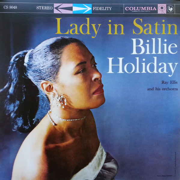 Holiday, Billie (With Ray Ellis and his Orchestra) Lady in Satin