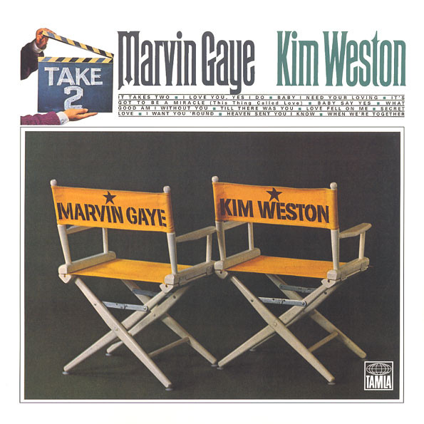 Marvin Gaye & Kim Weston Take Two