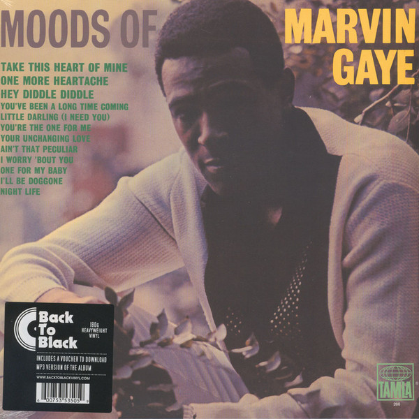 Gaye, Marvin Moods Of Marvin Gaye