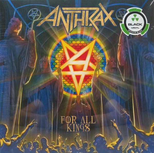 Anthrax For All Kings Vinyl