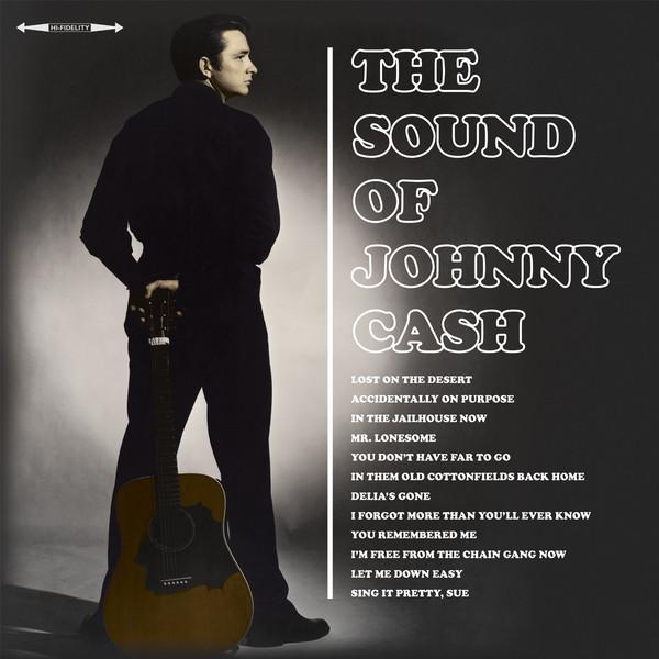 Cash, Johnny The Sound Of Johnny Cash Vinyl