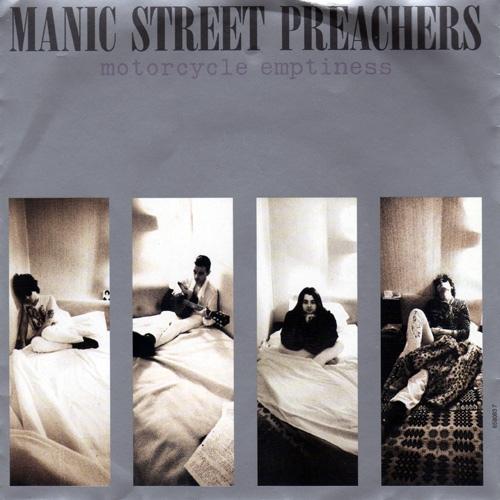Manic Street Preachers Motorcycle Emptiness