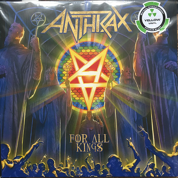 Anthrax For All Kings Vinyl