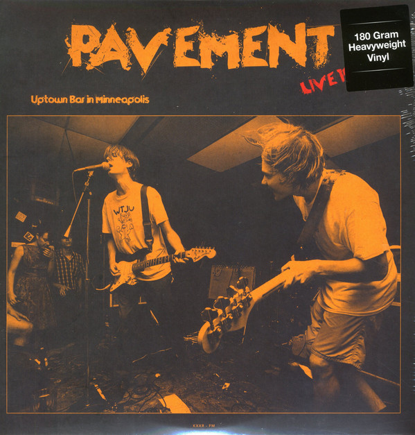 Pavement Live At The Uptown Bar In Minneapolis
