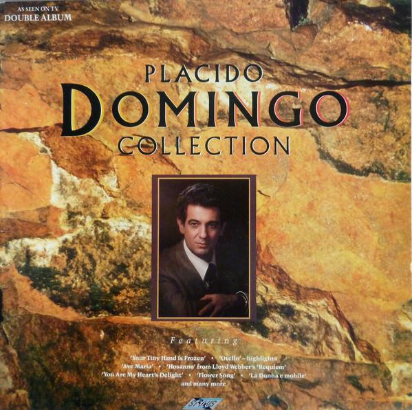 Domingo, Placido Placido Domingo Collection Vinyl