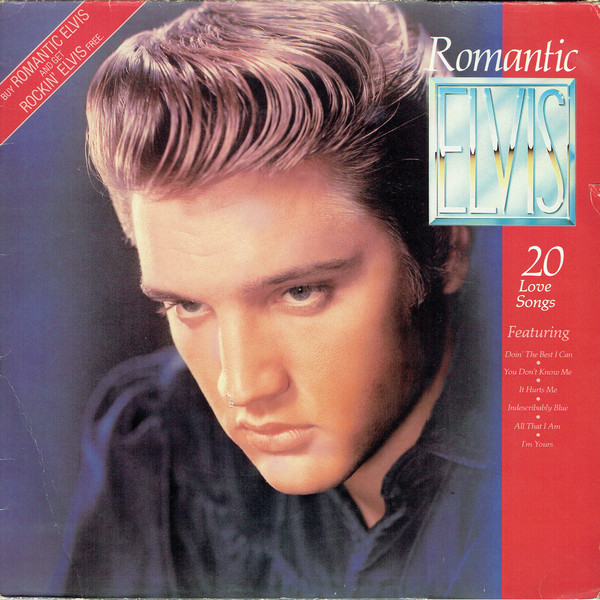 Presley, Elvis Romantic Elvis - 20 Love Songs
