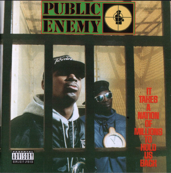 Public Enemy It Takes A Nation Of Millions To Hold Us Back Vinyl
