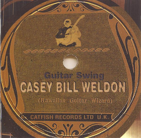 Weldon, Casey Bill Guitar Swing Vinyl