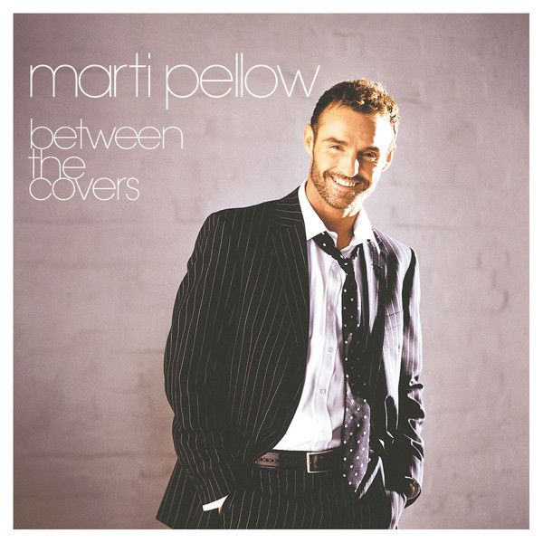 Pellow, Marti Between The Covers CD