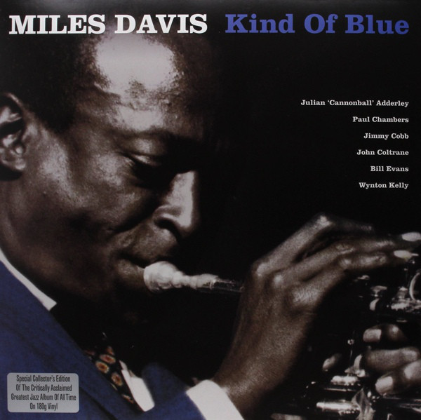 Davis, Miles Kind Of Blue