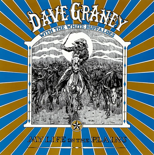 Dave Graney With The White Buffaloes My Life On The Plains Vinyl