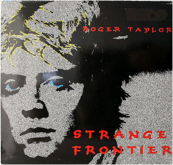 Taylor, Roger Strange Frontier Vinyl