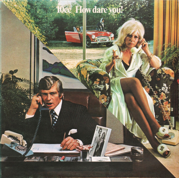 10cc How Dare You Vinyl