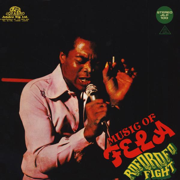 Kuti, Fela Roforofo Fight Vinyl