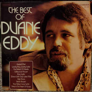 Eddy, Duane The Best Of Duane Eddy Vinyl