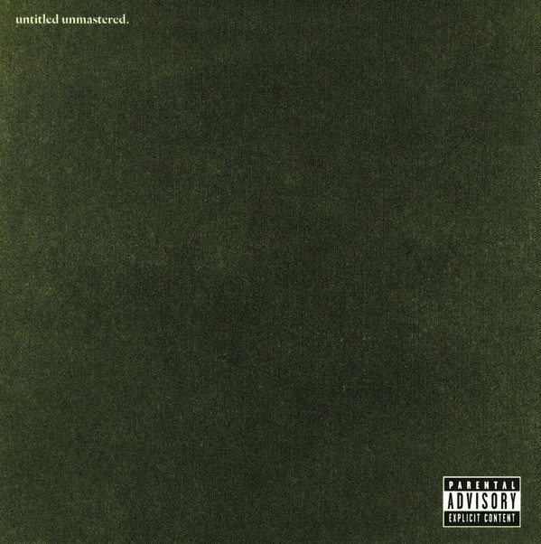 Lamar, Kendrick Untitled Unmastered.