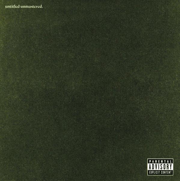 Lamar, Kendrick Untitled Unmastered. CD