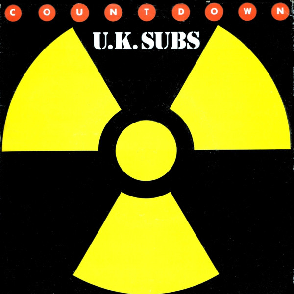 UK Subs Countdown