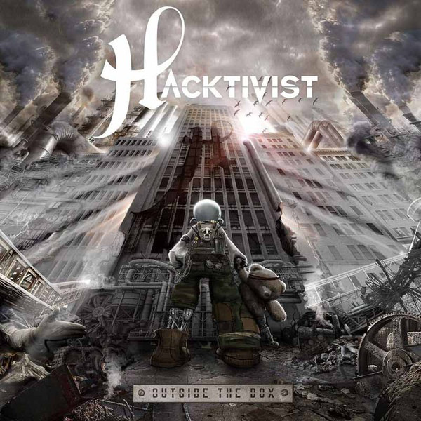 Hacktivist Outside The Box CD