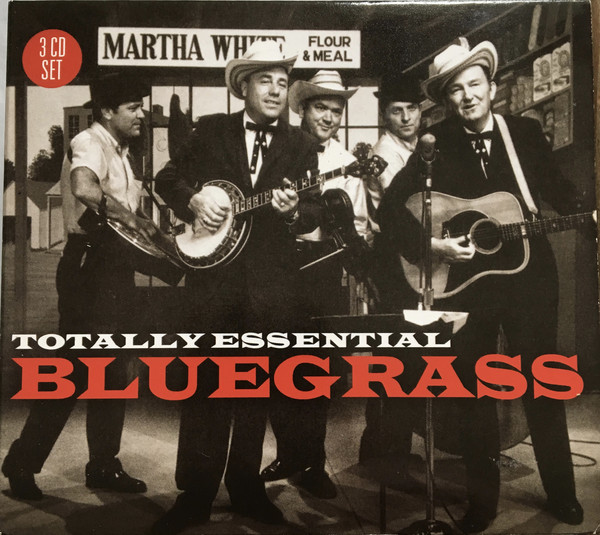 Various Totally Essential Bluegrass CD