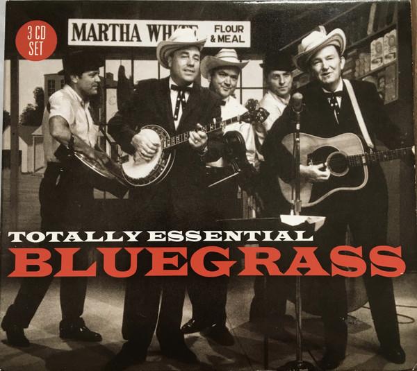 Various Totally Essential Bluegrass Vinyl
