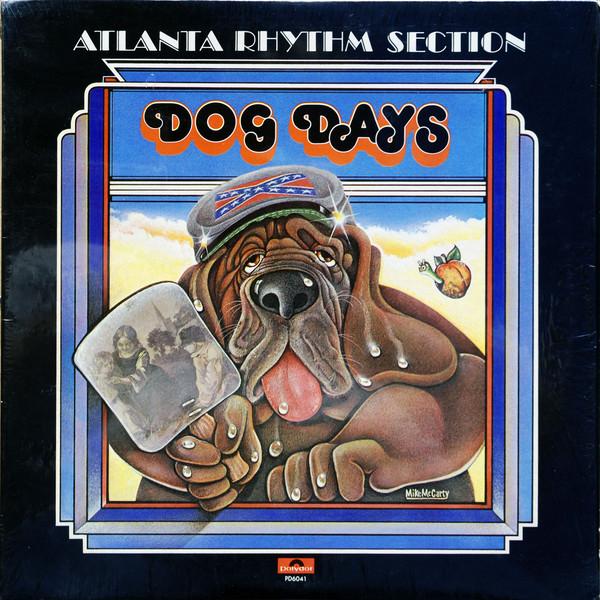 Atlanta Rhythm Section Dog Days Vinyl