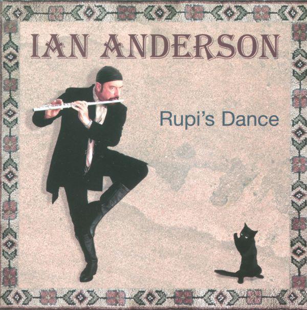 Anderson, Ian Rupis Dance CD