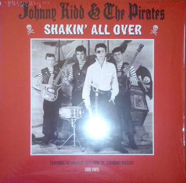 Johnny Kidd & The Pirates Shakin' All Over Vinyl
