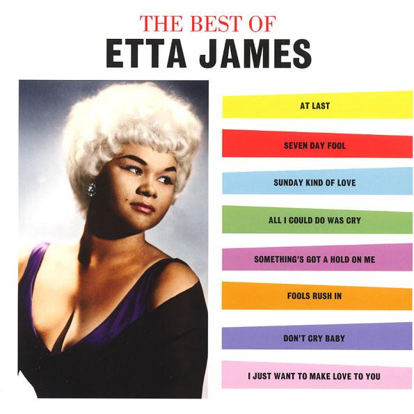 James, Etta The Best Of Etta James  Vinyl