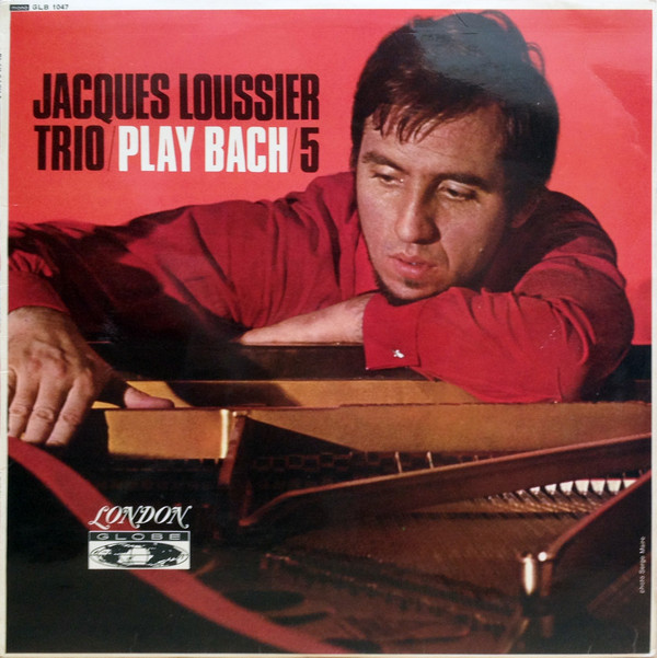 Jacques Loussier Trio Play Bach 5