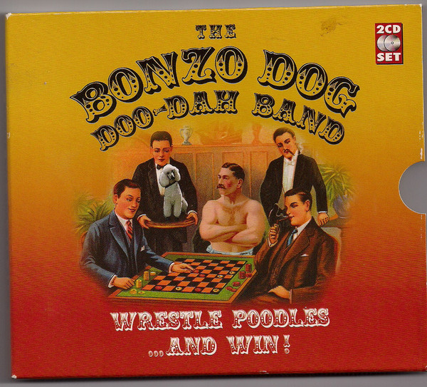 The Bonzo Dog Doo-Dah Band Wrestle Poodles...And Win