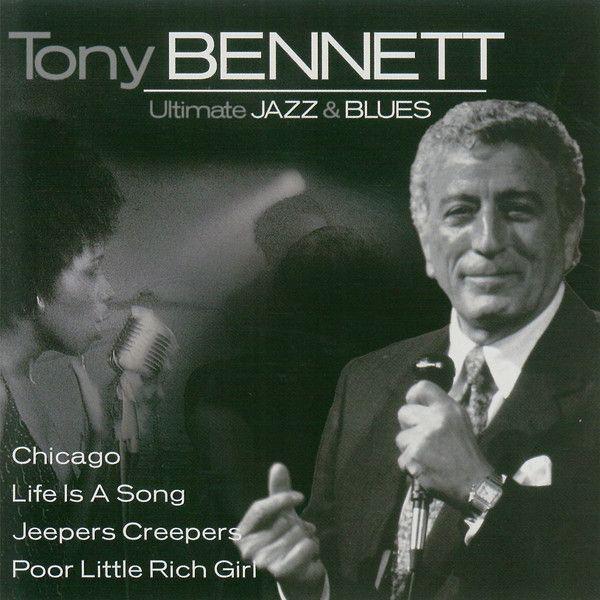 Bennett, Tony Ultimate Jazz & Blues CD