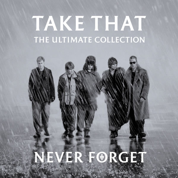 Take That The Ultimate Collection - Never Forget CD
