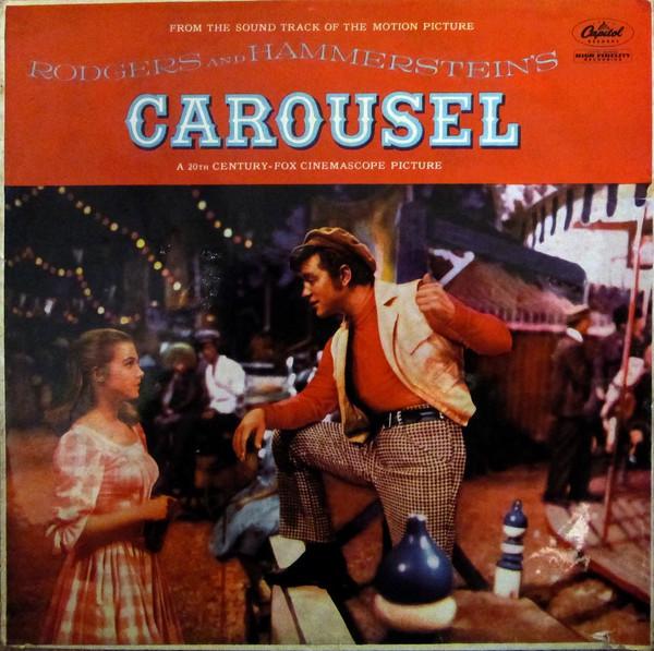 Carousel Rodgers & Hammerstein Vinyl