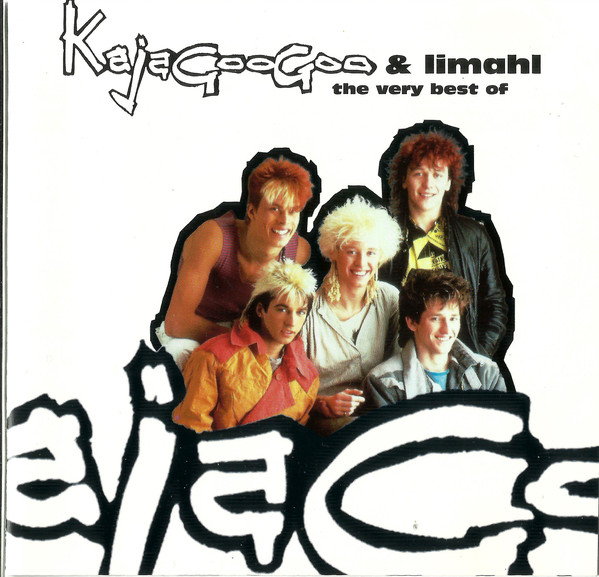 KajaGooGoo & Limahl The Very Best Of CD