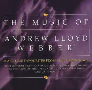 Webber, Andrew Lloyd The Music Of Andrew Lloyd Webber Vinyl