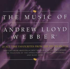 Webber, Andrew Lloyd The Music Of Andrew Lloyd Webber