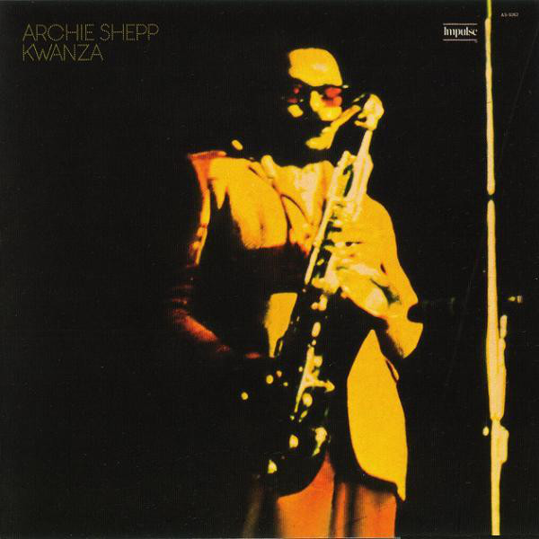 Shepp, Archie Kwanza Vinyl