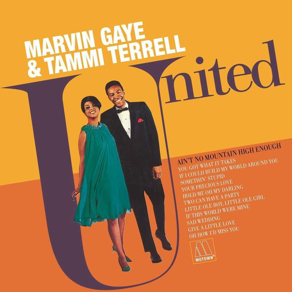 Marvin Gaye & Tammi Terrell United