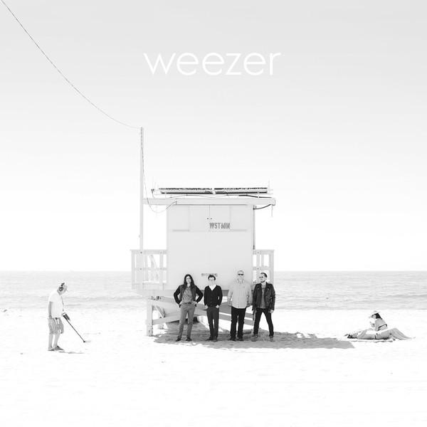 Weezer Crush Vinyl