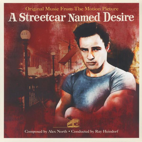 Alex North / Ray Heindorf A Streetcar Named Desire Vinyl