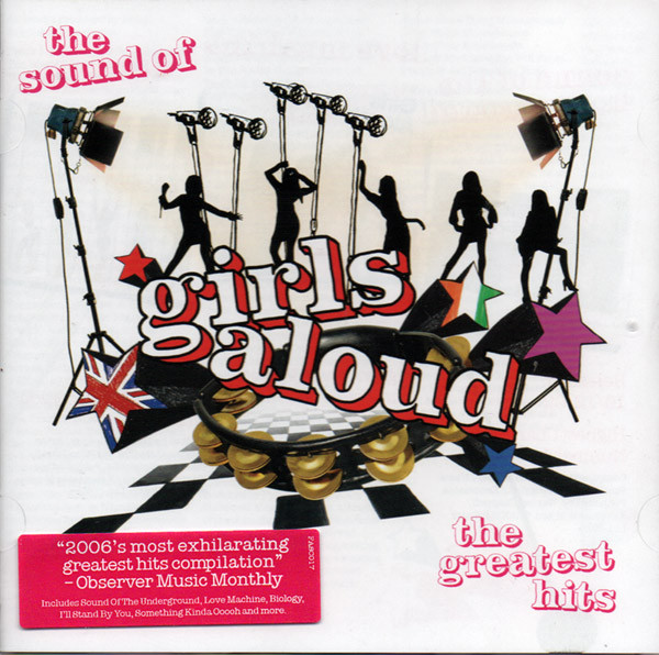 Girls Aloud The Sound Of Girls Aloud - The Greatest Hits