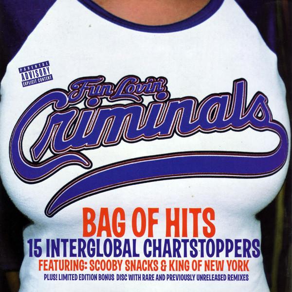 Fun Lovin' Criminals Bag Of Hits Vinyl
