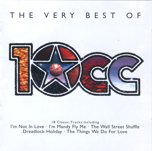10cc The Very Best Of