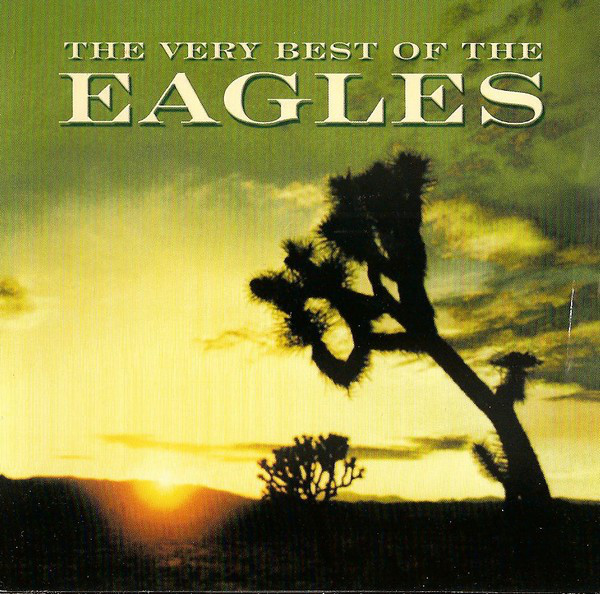 Eagles The Very Best Of CD