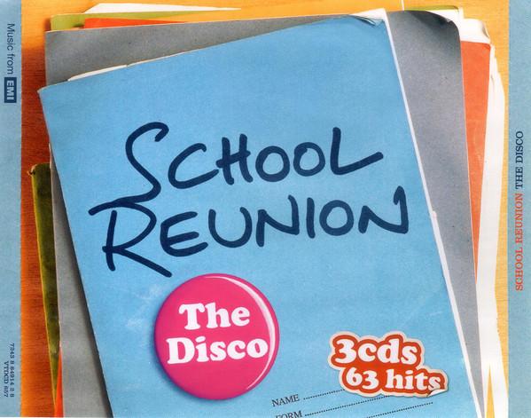Various School Reunion - The Disco CD