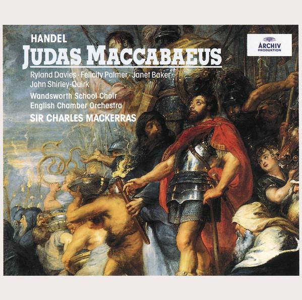 Handel - Charles Mackerras, Ryland Davies, Felicity Palmer, Janet Baker, Josh Shirley-Quirk The Essential Selection